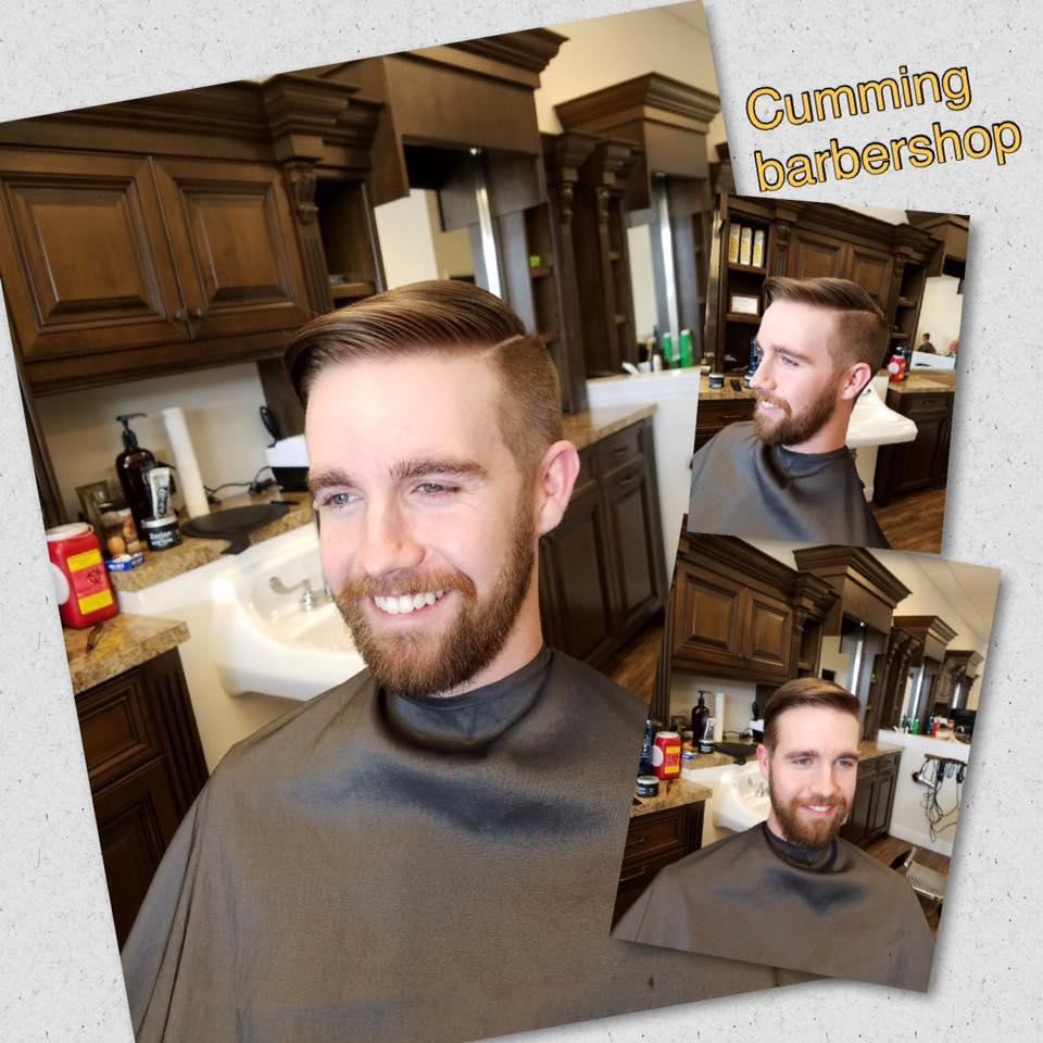Barbershop In Alpharetta Ga Cumming Ga