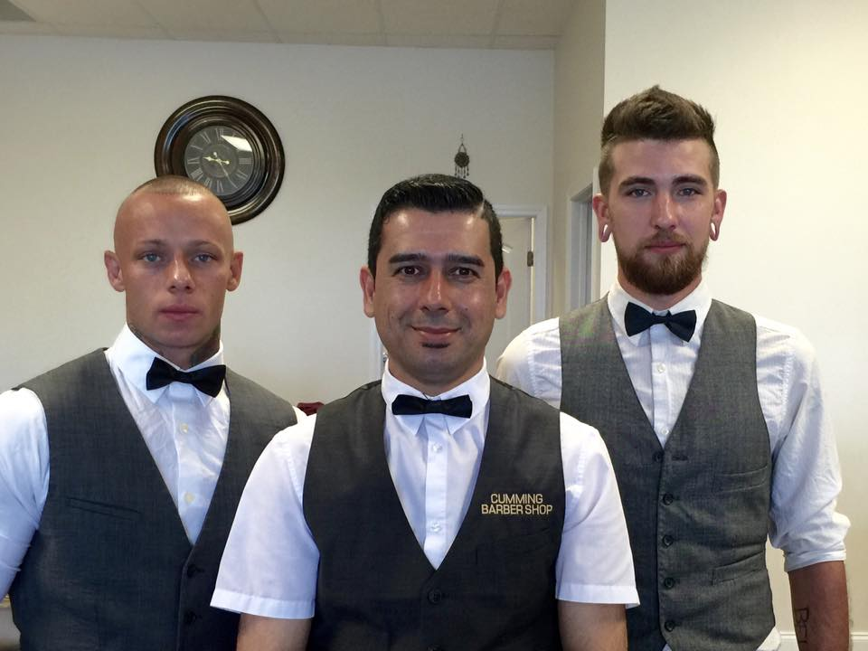 danny boy barbershop